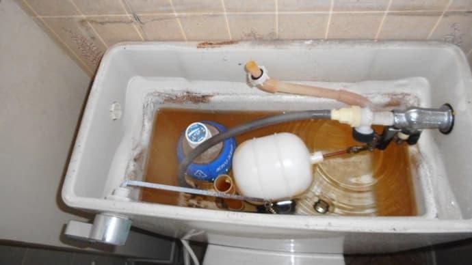 ペットボトルを入れてトイレの節水