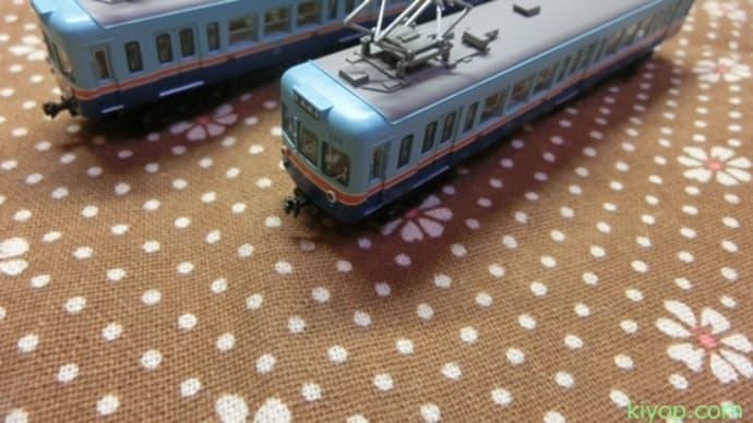 熊本電鉄モハ500形(静岡鉄道100形)の鉄道コレクションを買ったよ