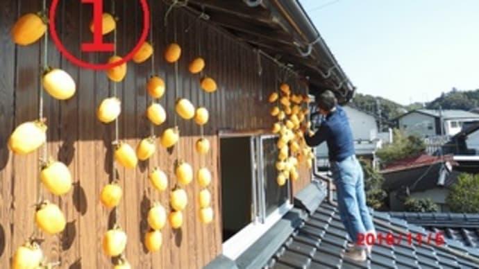 本庄道の駅「柿祭り」
