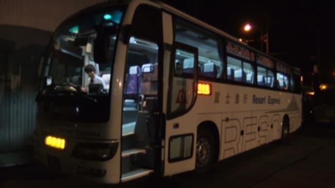 2010年9月台湾の旅(その1・松田から高速バスで成田空港へ)9/9