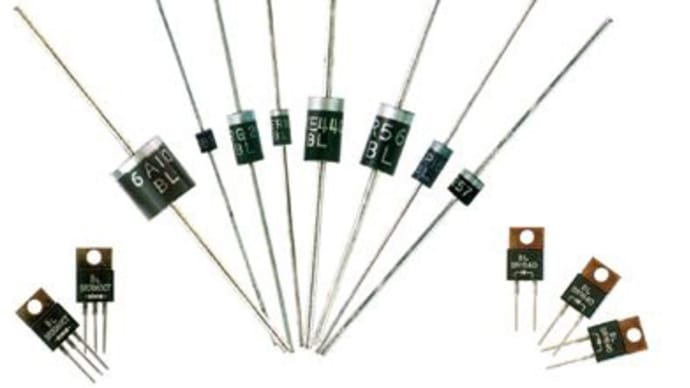 This permits mounting on 10mm sq. LED module substrates
