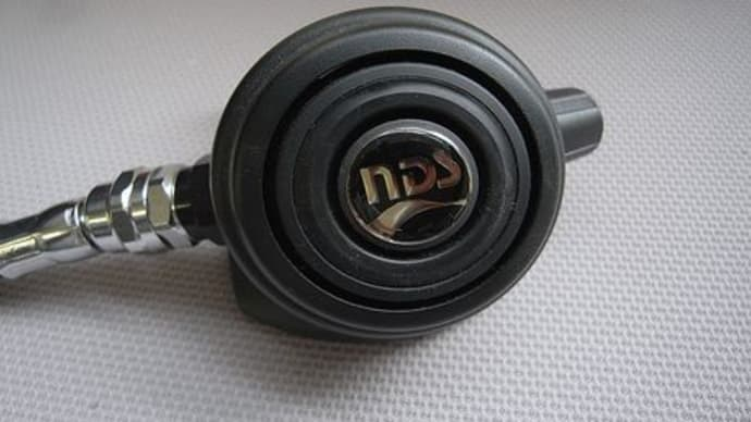 NDSポレスター1・2レギュレータのパージボタンサイズ