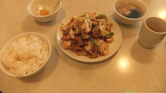 平成26年3月10日の食事(桜木町で500円ランチ)