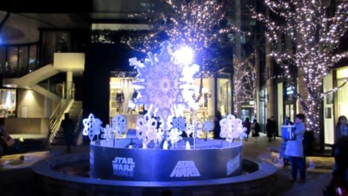 クリスマスツリー 丸の内周辺