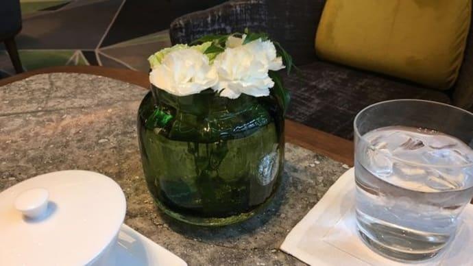 スイスホテル南海大阪「ザ・ラウンジ」にてアフタヌーンティー♪