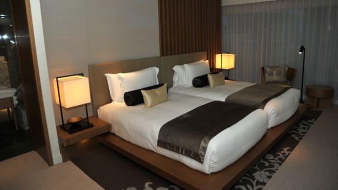 パレスホテル東京*千代田スイート…つづき