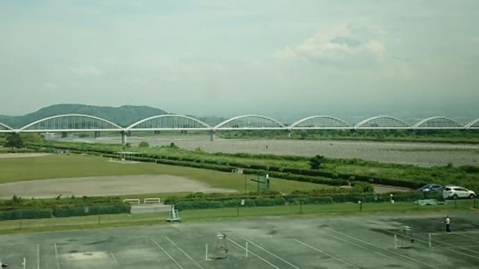 新幹線から 富士山