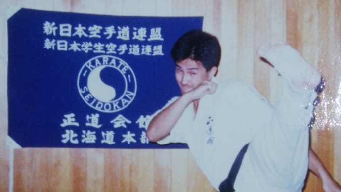 A distant karate story④