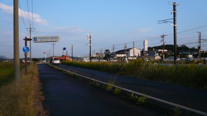 国道431号の拡幅に伴う一畑電車線路の移設