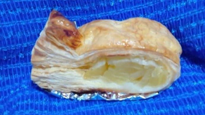 津軽りんごの林檎パイで三時のおやつ、カロリーしっかり補給するんだね:P