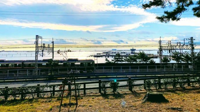 江戸・西国街道歩き旅 9日目