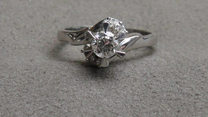 ダイヤモンドリングのオーダーメイド