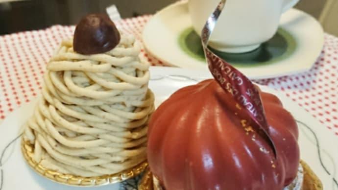 食欲の秋、ケーキの秋
