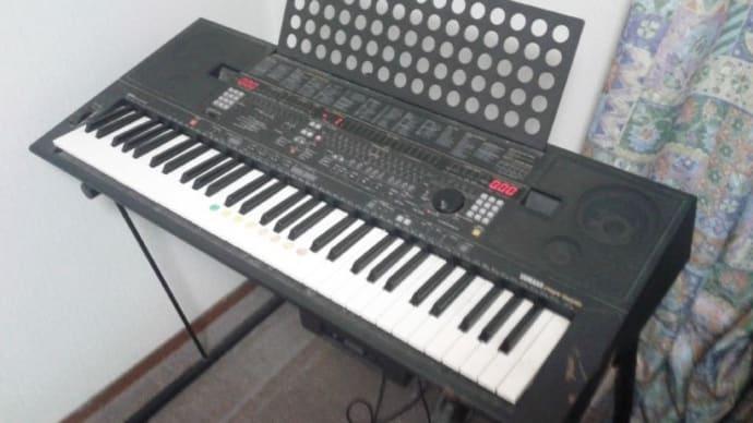 ヤマハポータトーンPSRは簡単にコードが弾けて覚えられるキーボード