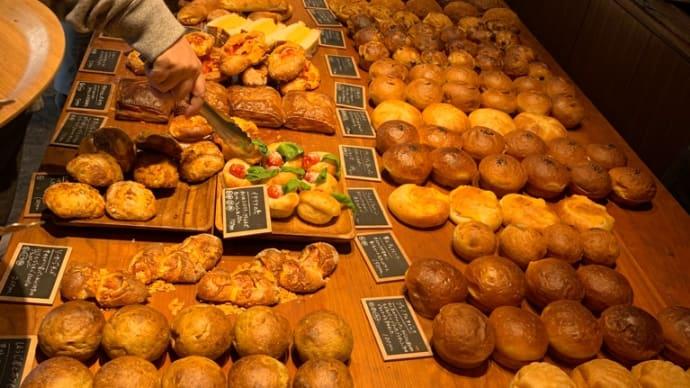 「ライフスタイルを提供している。」人気のパン屋さんstock