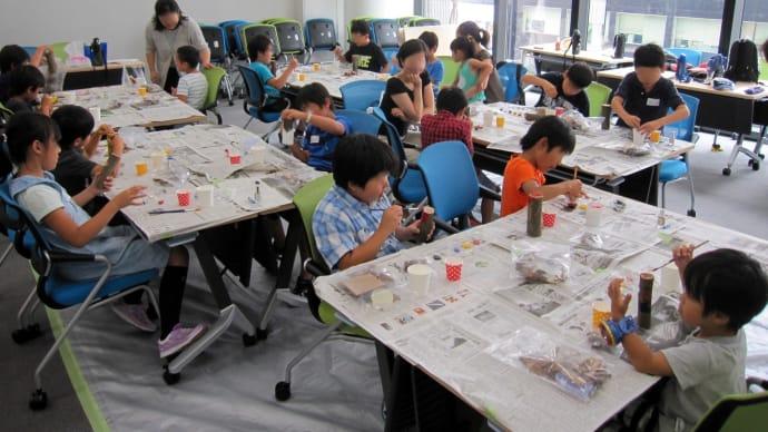 夏の学校【カラフル 3D標本教室】