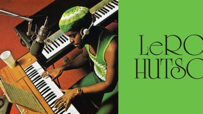 Leroy Hutson@Billboard Live TOKYO