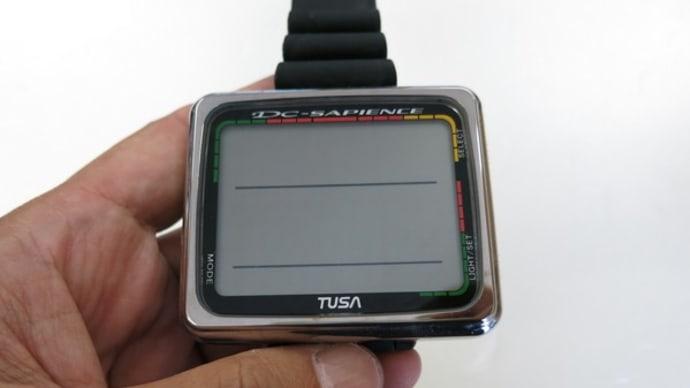 TUSA.IQ800ダイブコンピュータのバッテリーカバーは交換しましょう
