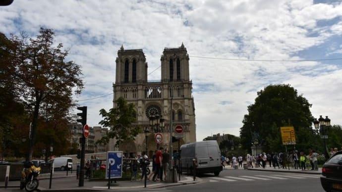 パリ市内観光