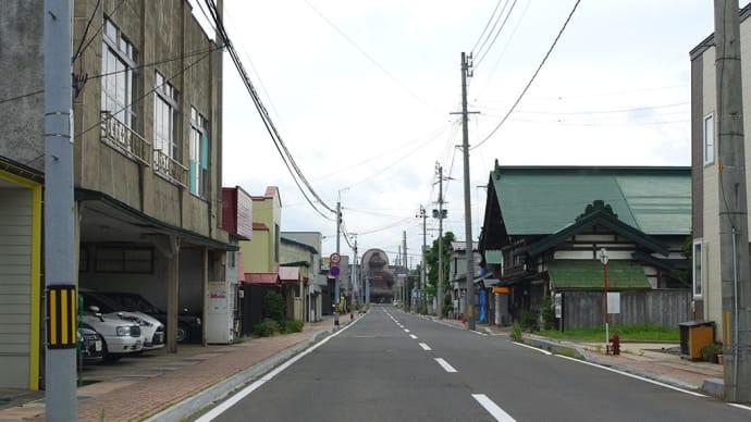 JR五能線・木造駅 青森県つがる市 ~巨大なしゃこちゃんと会える駅~