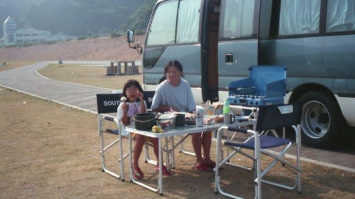 有田川温泉 鮎茶屋②📷河畔にオートキャンプーぶらり旅21
