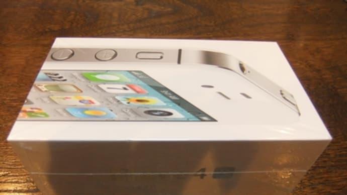 iPhone4S(SBM)を買ったよ(経緯編)