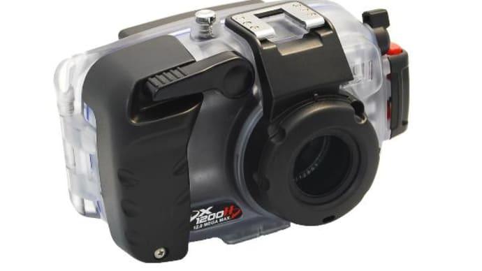 水中ニューデジカメ・DX-1200HD新発売のお知らせ