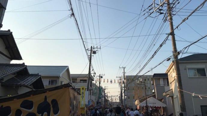 検見川神社祭りからの幕張ビーチ花火フェスタ 2019/8/3