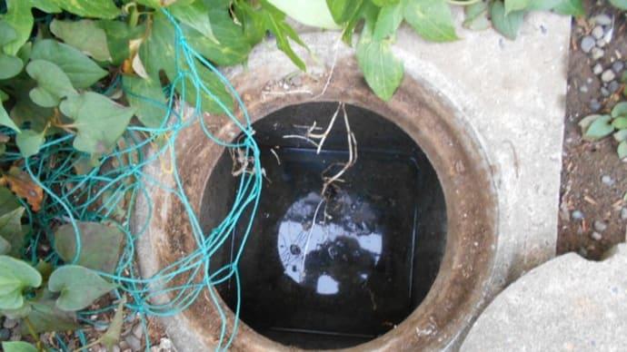 排水の流れが悪い・・・千葉市