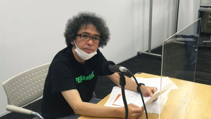 6/13(土) TOKYO FM  『-THE VOICE-』2週目