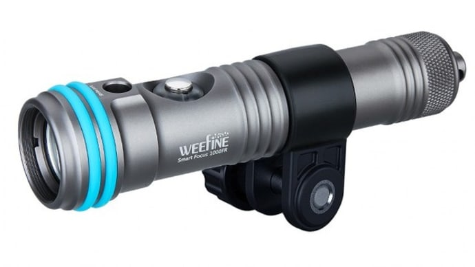 WF Smart Focus1000FRライト.フィッシュアイから新発売