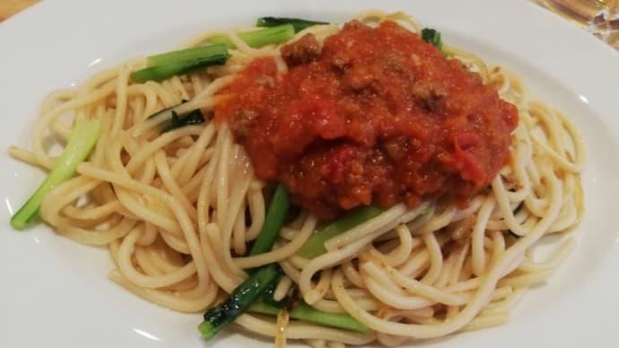 ローマ軒のスパゲティ