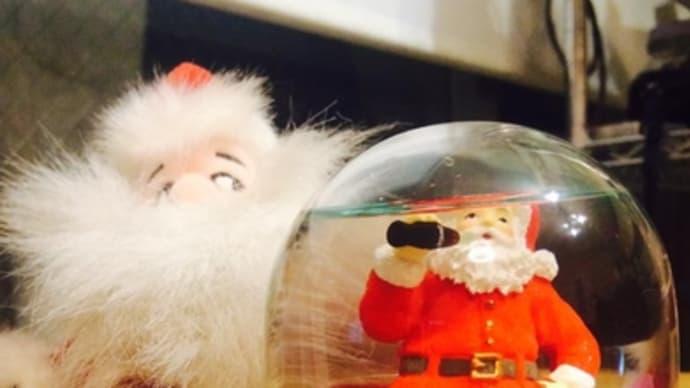 サンタクロースとコカ・コーラ。