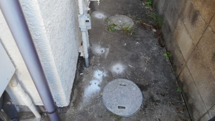水道管の水漏れ修理・・・千葉