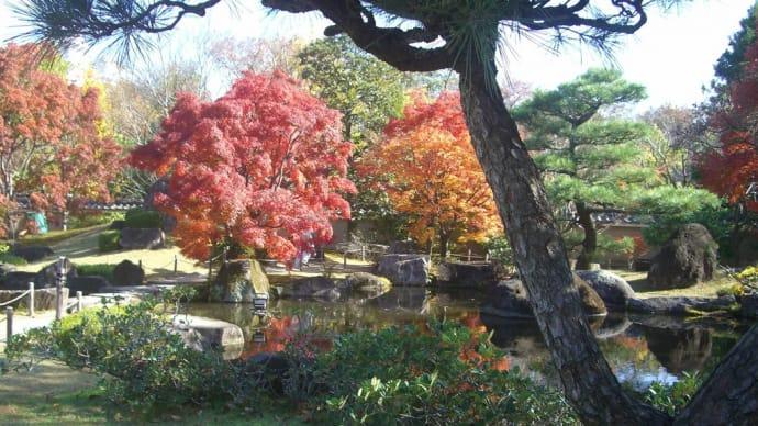 姫路好古園 フォトで音楽入りビデオの作成の練習