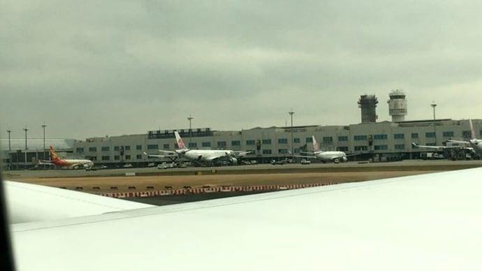 JALエコノミークラス機内食*台北発関空行き