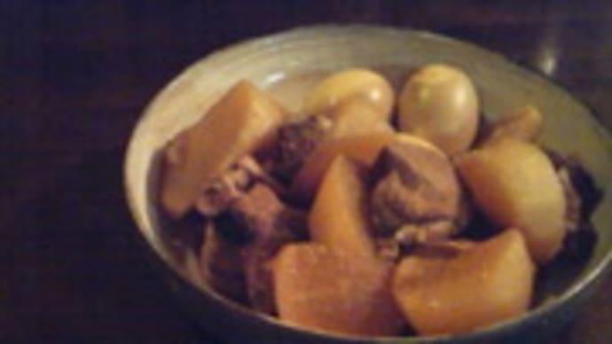 豚の角煮ほか