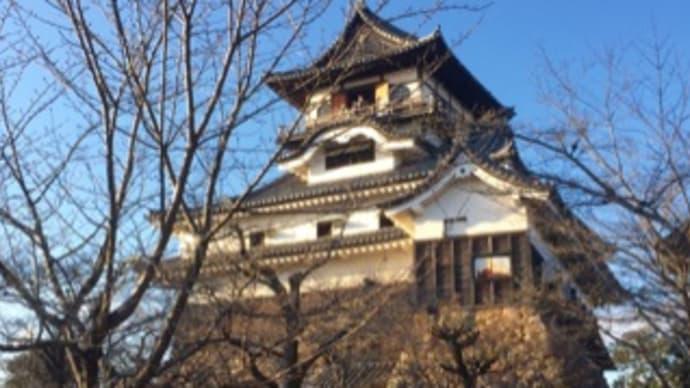 43年ぶりの犬山城