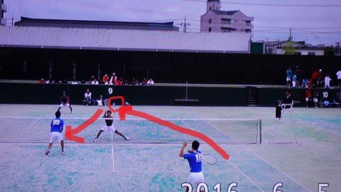 山口県高等学総合体育大会(ソフトテニス競技)個人戦