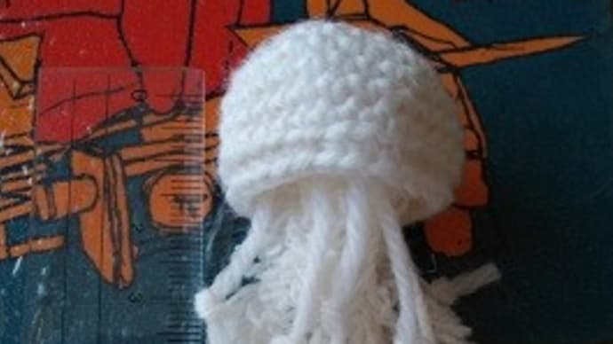 毛糸で作る~手のひら水族館1
