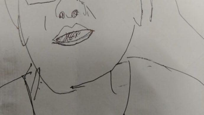 お絵描きしたよ。