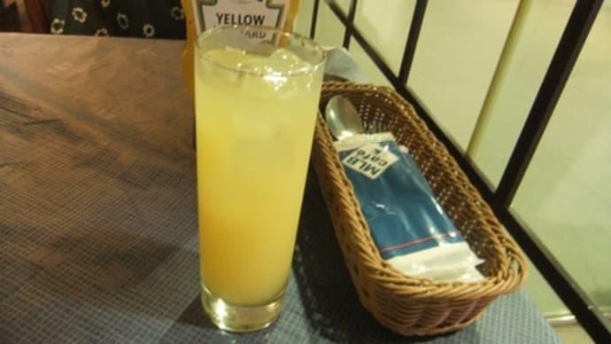 平成26年5月20日の食事(新宿のアメリカ風カフェレストラン)