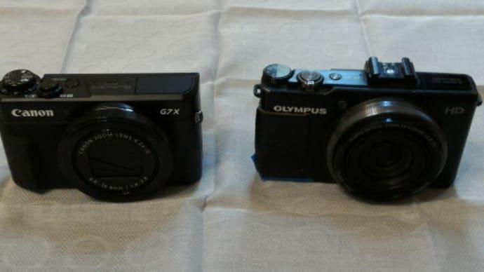 カメラをCanon PowerShot G7X Mark Ⅱに買い替えた (2017/10/9)