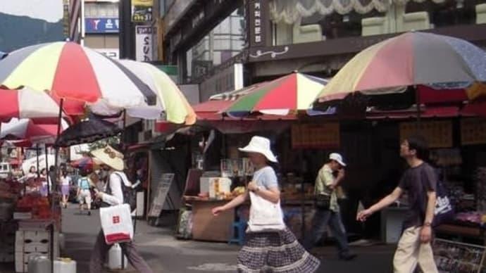 韓国おすすめの場所(13)西面 서면