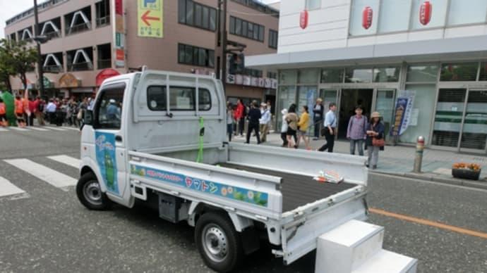 大和市民まつりのヤマトン(2019年・第42回)5/12パレードとヤマトンコーナー