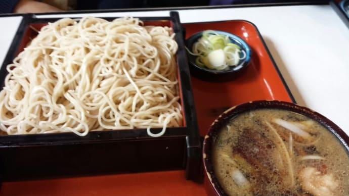 今日のお昼ご飯は天重