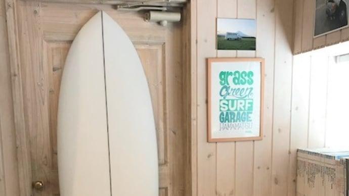 "ZBURH SURF BOARD ""AKP"""