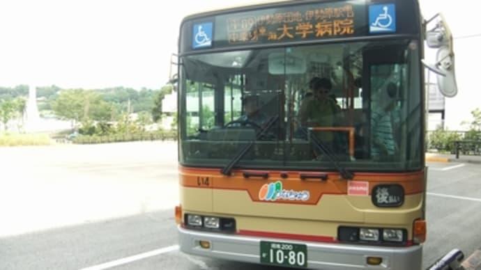 バス-平塚駅~東海大学病院のレアな路線
