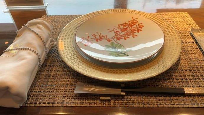 ラ・スイート神戸ハーバーランド「鉄板焼 心」にてディナー