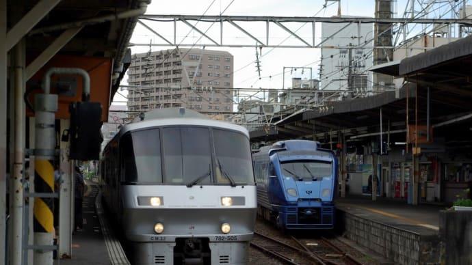 2010年9月 大分駅